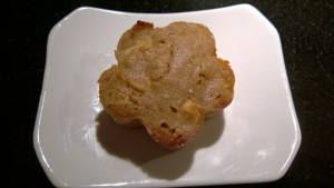 Apple Cinnamon Muffin Gluten Free