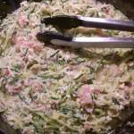 Zucchini in Pan Paleo Friendly