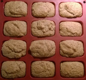 Flax Bread baked