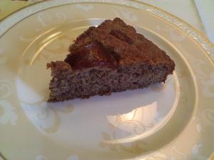 Linzer Torte Piece
