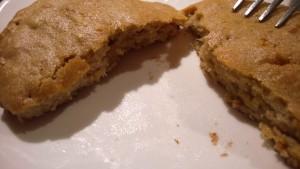 Banana Peanut Butter Coconut Flour Muffins