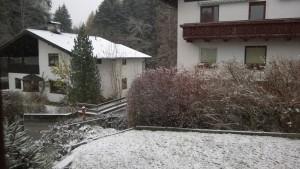 Birgitz im Schnee